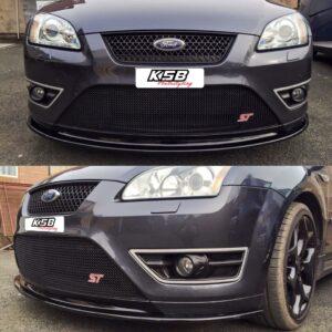 Focus ST MK2 Facelift front splitter