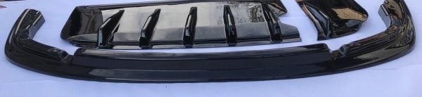 Subaru Impreza Blobeye ABS Front Splitter And Rear Diffuser 03-06 STi