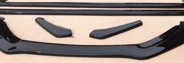 AUDI A5 S-LINE SPLITTER SIDES & REARS BODY KIT (2007-2011)