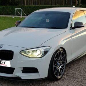 BMW 1 F20 PRE-FACELIFT SPLITTER & SIDES