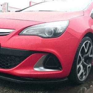 VAUXHALL ASTRA J BODY KIT