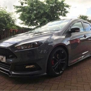 FORD FOCUS MK3 ST FACELIFT BODY KIT