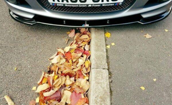 BMW E46 FULL BODY KIT (SPLITTER, SIDES, REARS)