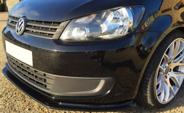 VW CADDY MK3 SPLITTER &SIDES