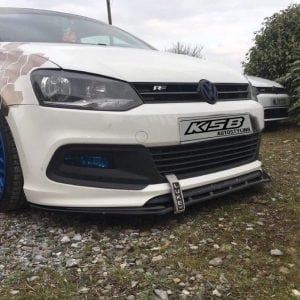 VW POLO SPLITTER