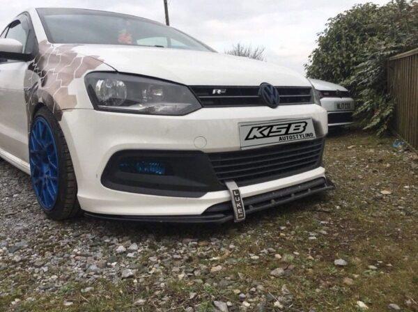 VW POLO SPLITTER
