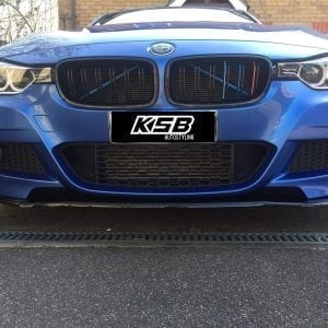 BMW F30 SPLITTER