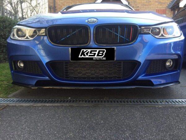 BMW F30 SPLITTER