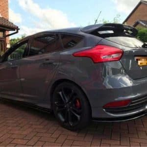FORD FOCUS MK3 ST FACELIFT SIDE SKIRTS