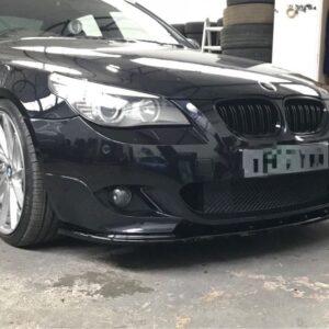 BMW E60 SPLITTER