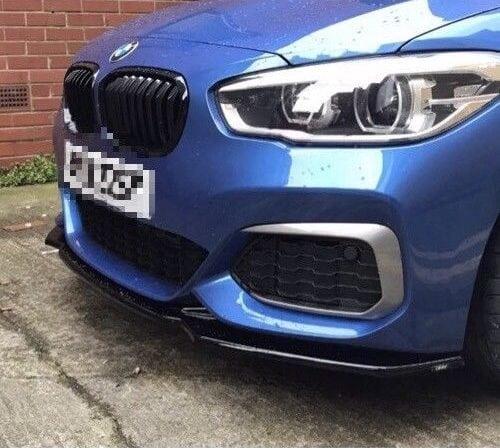 BMW 1 F20 FACELIFT SPLITTER