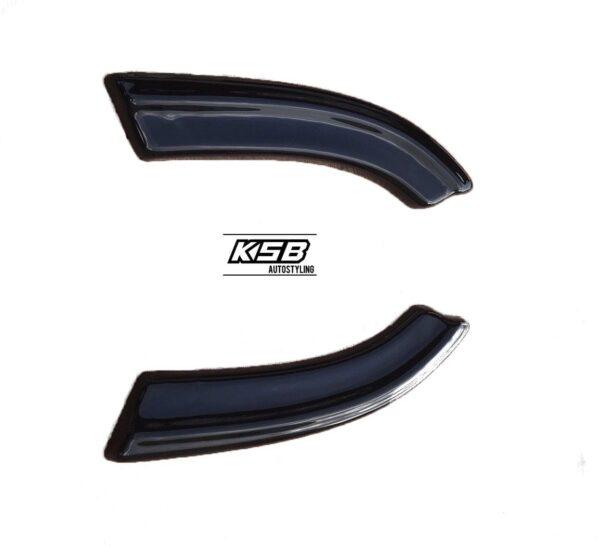 FORD FOCUS ST MK2 PREFACE Rear Splitters
