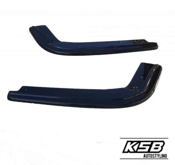 BMW 3 E92/93 M-sport Rear Splitters (2006-2009)