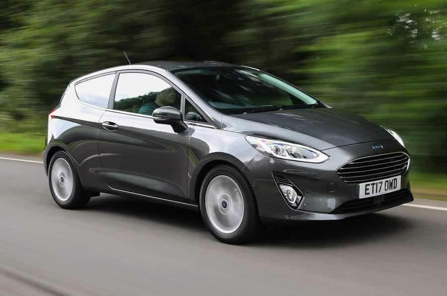 Ford Fiesta Review (2018)