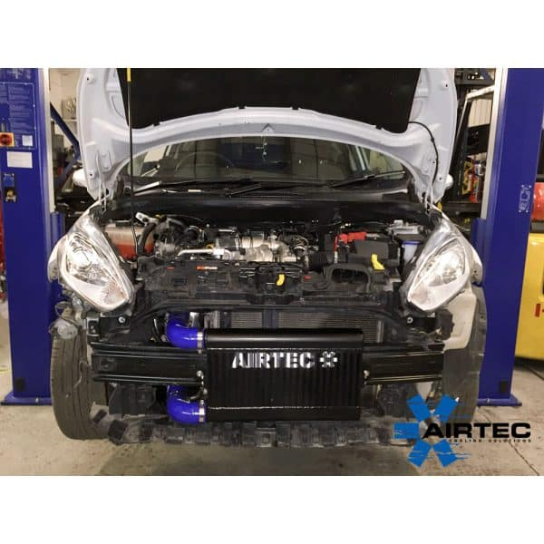 AIRTEC INTERCOOLER UPGRADE FOR FIESTA MK7 PRE-FACELIFT AND FACELIFT 1.6 DIESEL