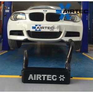 AIRTEC INTERCOOLER UPGRADE FOR BMW
