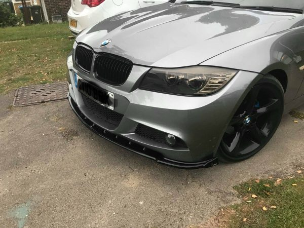 BMW E90/E91 M-Sport LCI (08-11) Front Splitter, Side Extensions & Rear Splitters