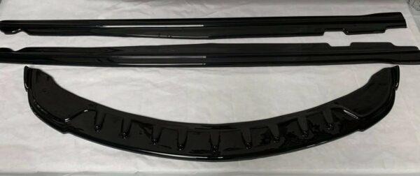 BMW E90/E91 M-Sport LCI (08-11) Front Splitter, Side Extensions